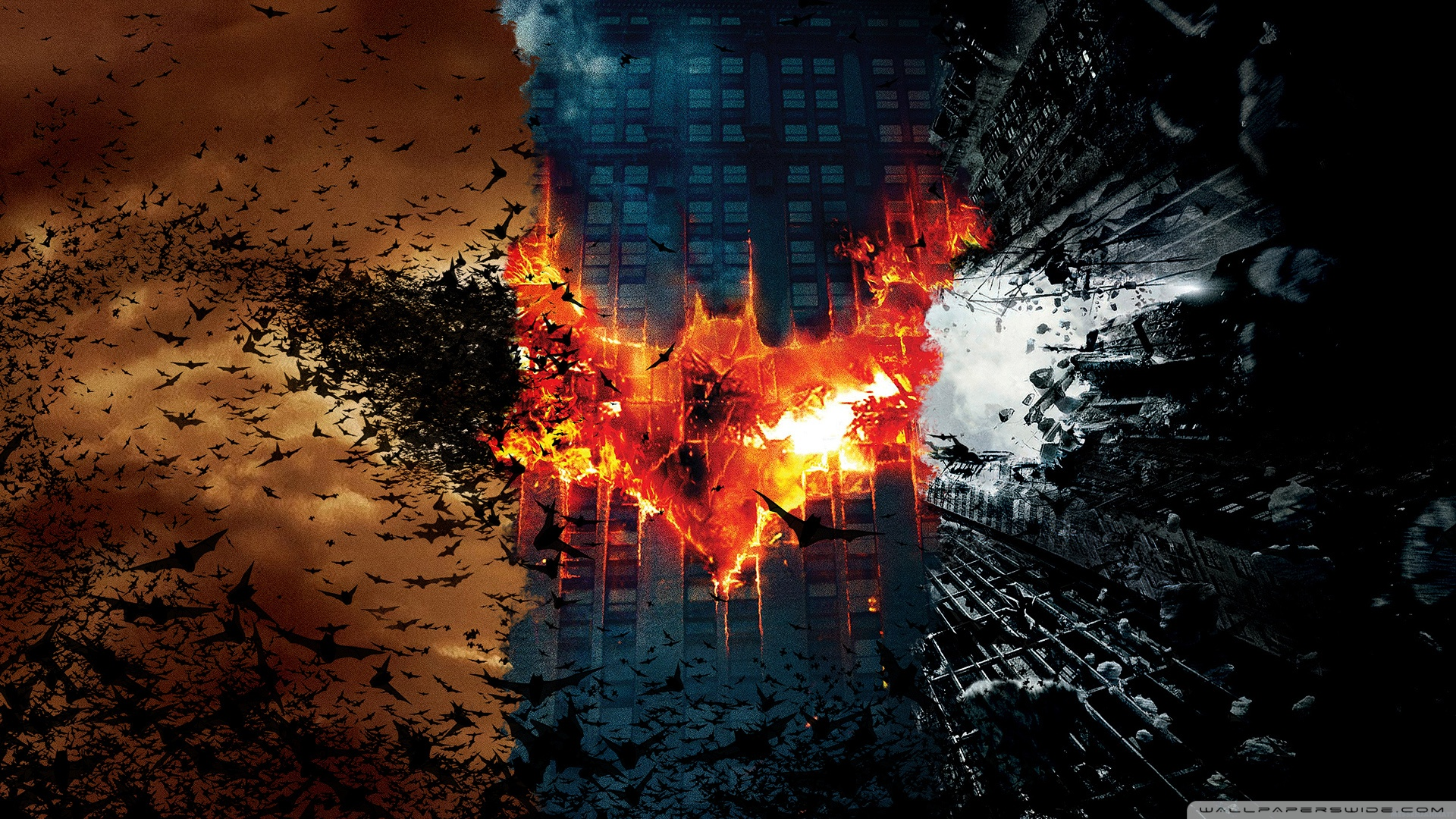 Batman Trilogy Great Wallpaper 1920x1080 HD Wallpaper Movies 1920x1080