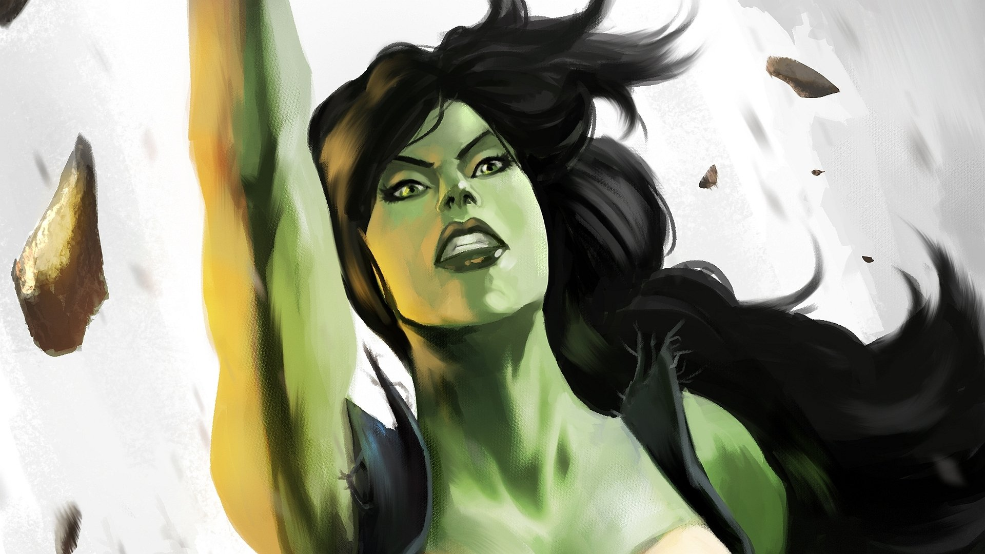She Hulk Full HD Wallpaper and Background 1920x1080 ID 1920x1080