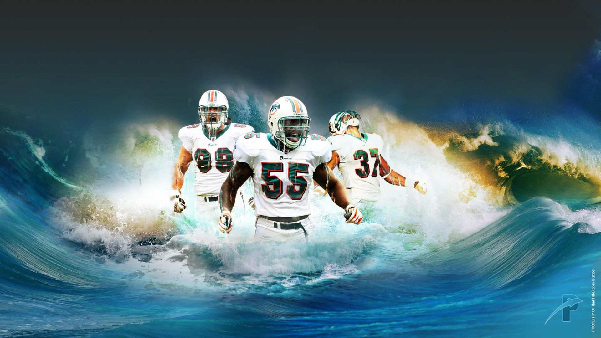 NFL Miami Dolphins Wallpaper