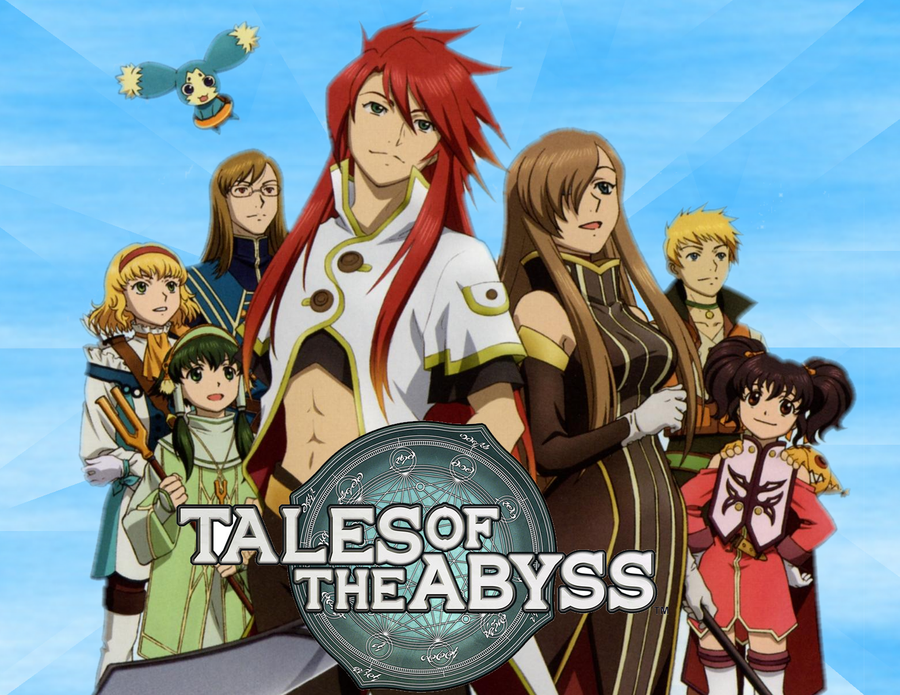 Tales of the Abyss wallpaper by SailorTrekkie92 900x695