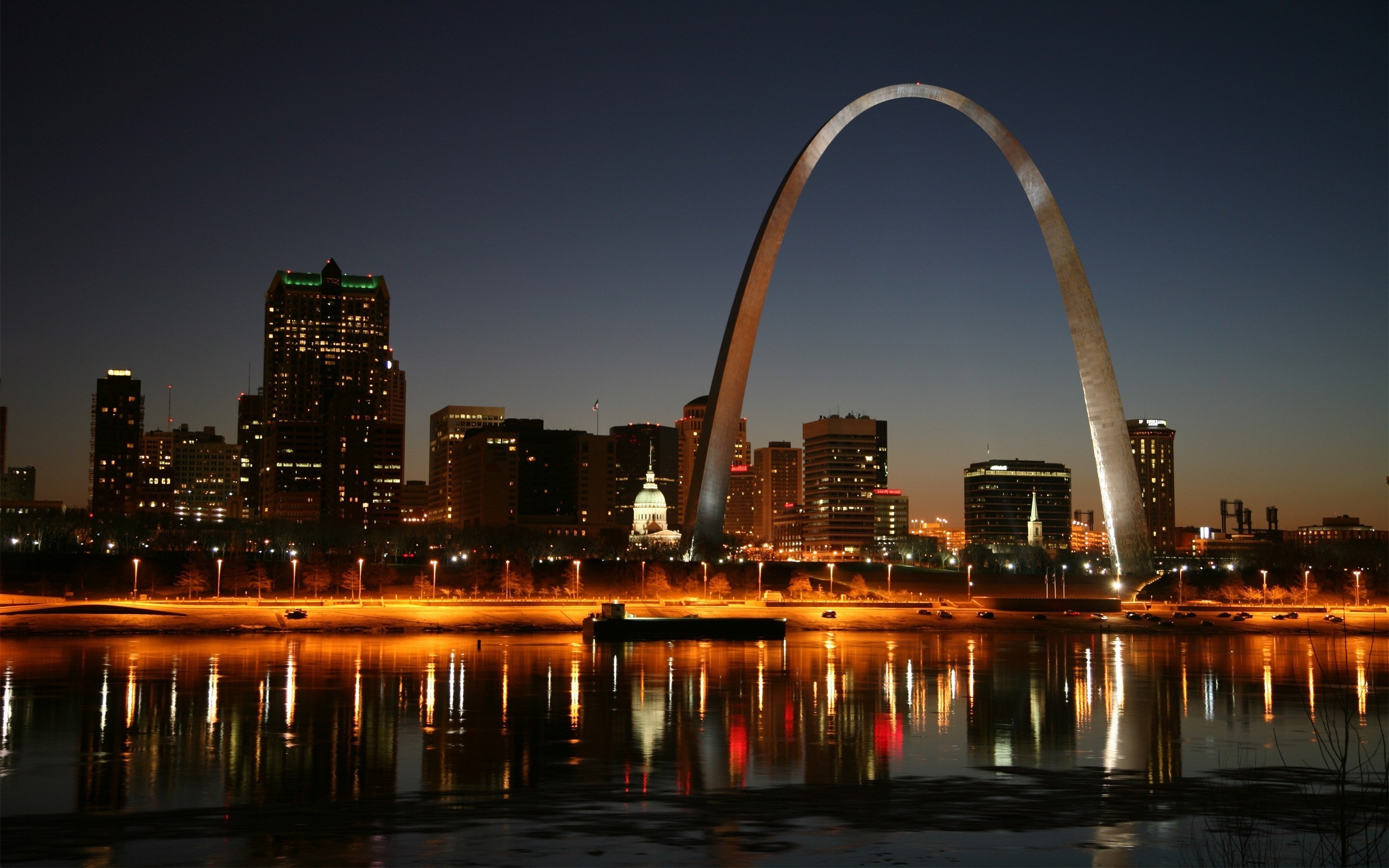 26 St Louis City Wallpapers On Wallpapersafari