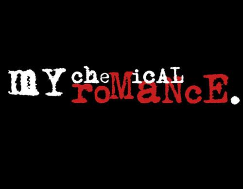 My Chemical ROmance Logo Graphics Code My Chemical ROmance Logo 500x388