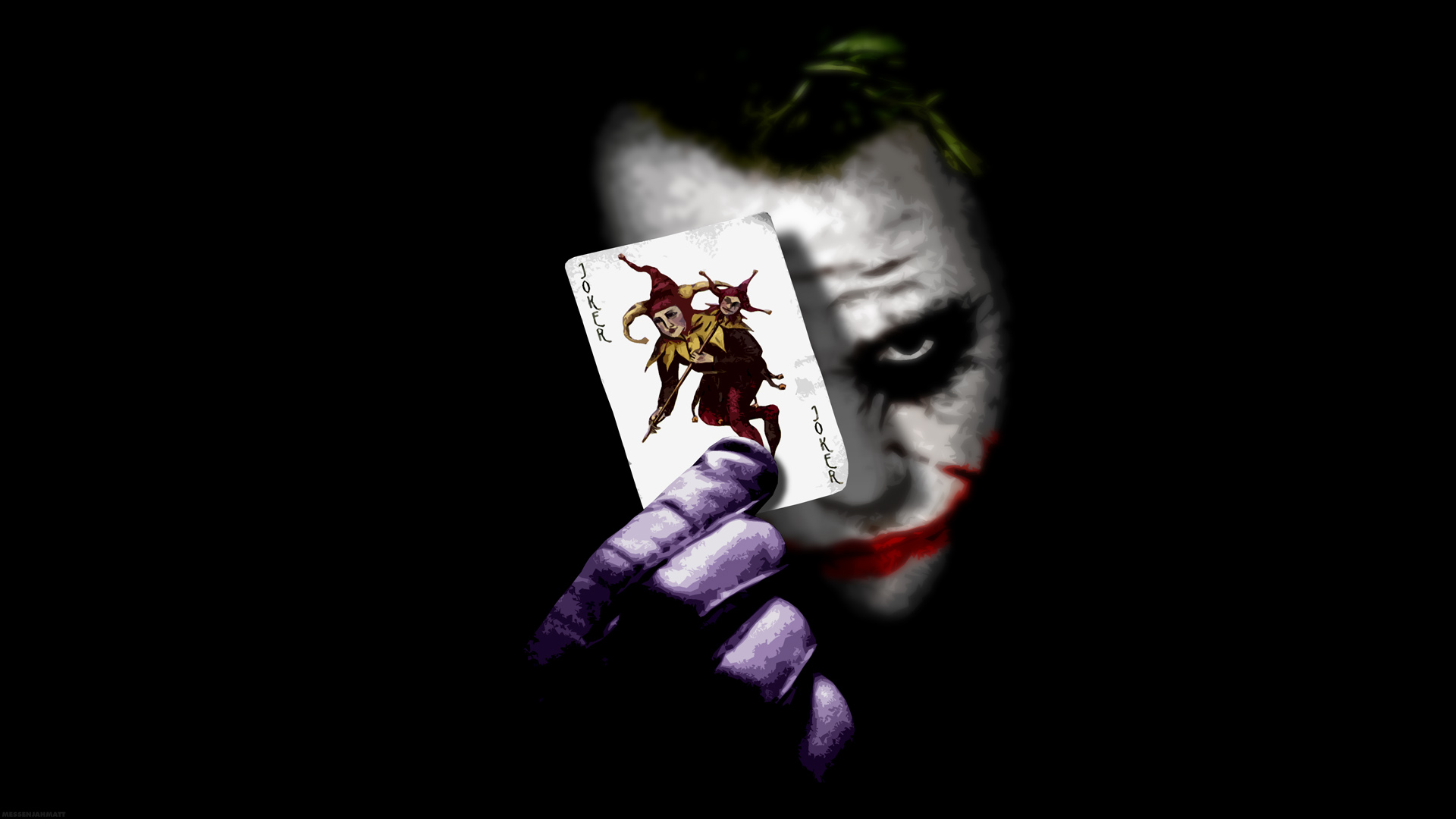 Wallpapers Joker Full Hd The Taringa 1920x1080 172636 joker   ok 1920x1080