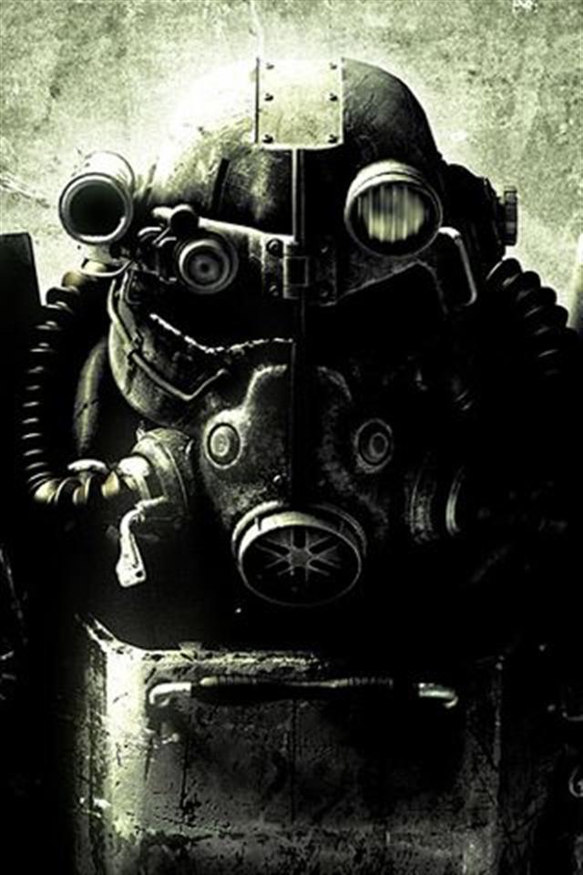 48 Iphone Fallout Wallpaper On Wallpapersafari