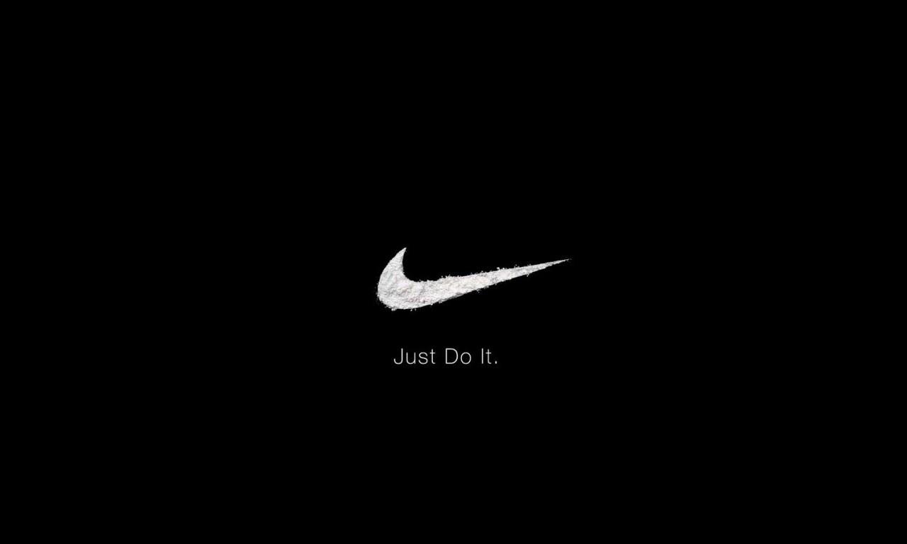 Cool Nike Logo wallpaper 1280x768