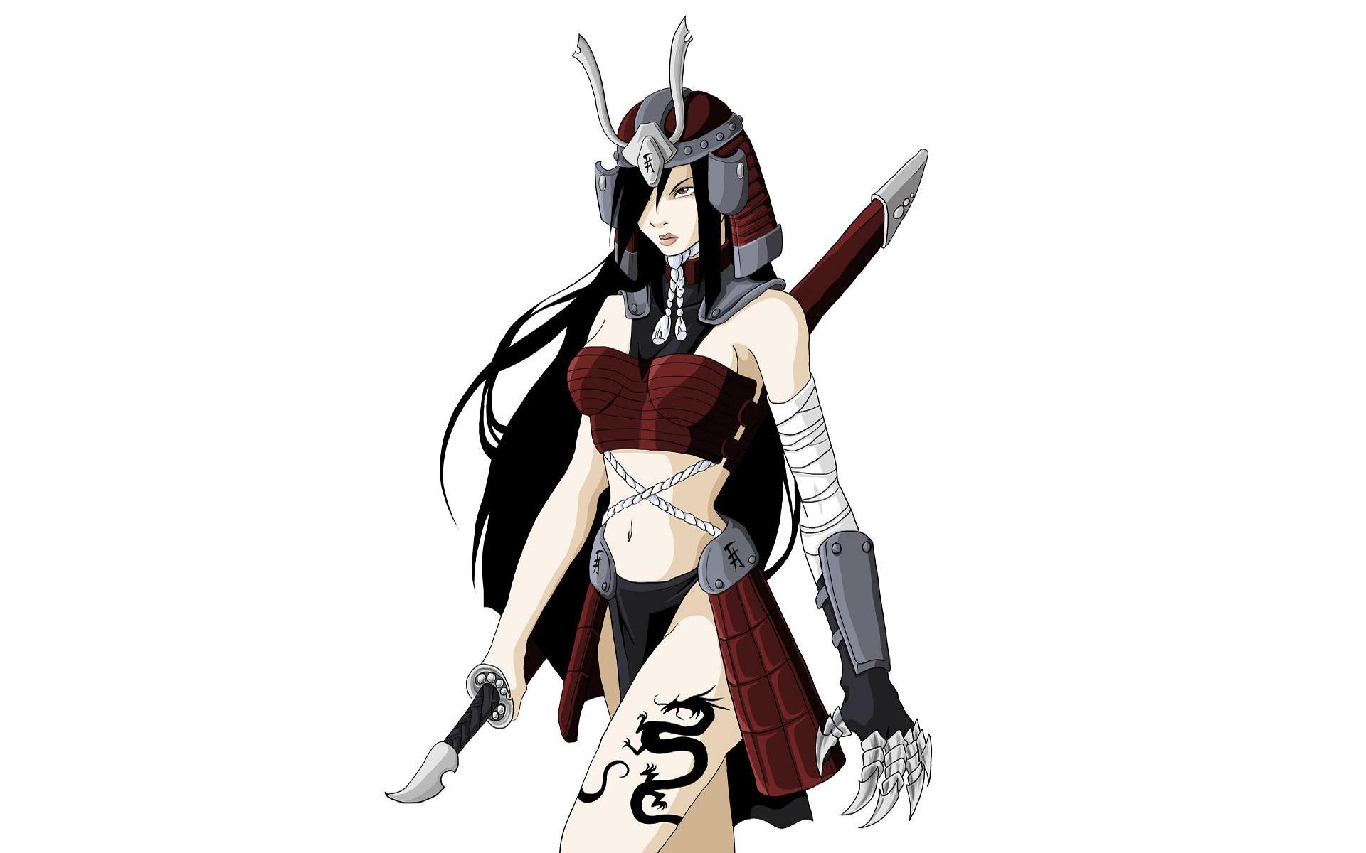 Samurai Girls 1920x1200