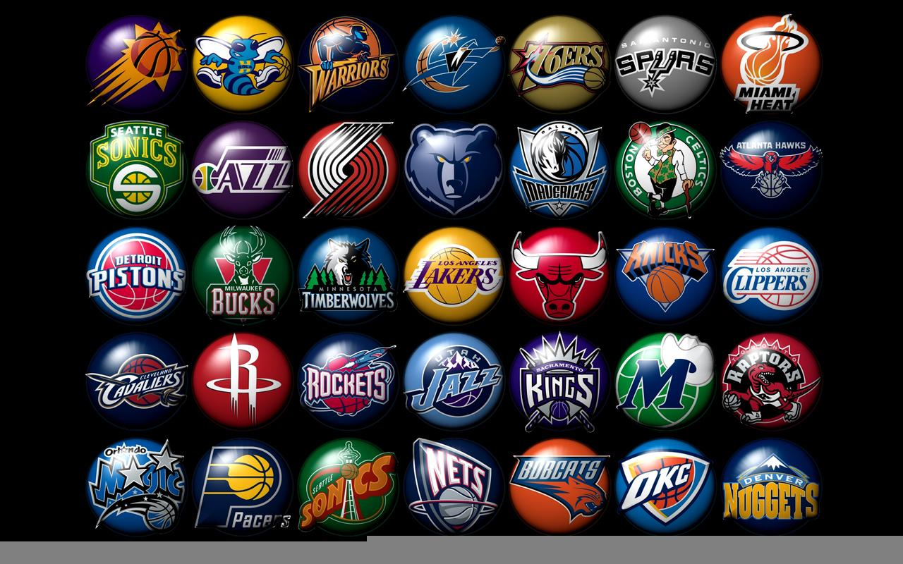 All NBA Teams Wallpaper
