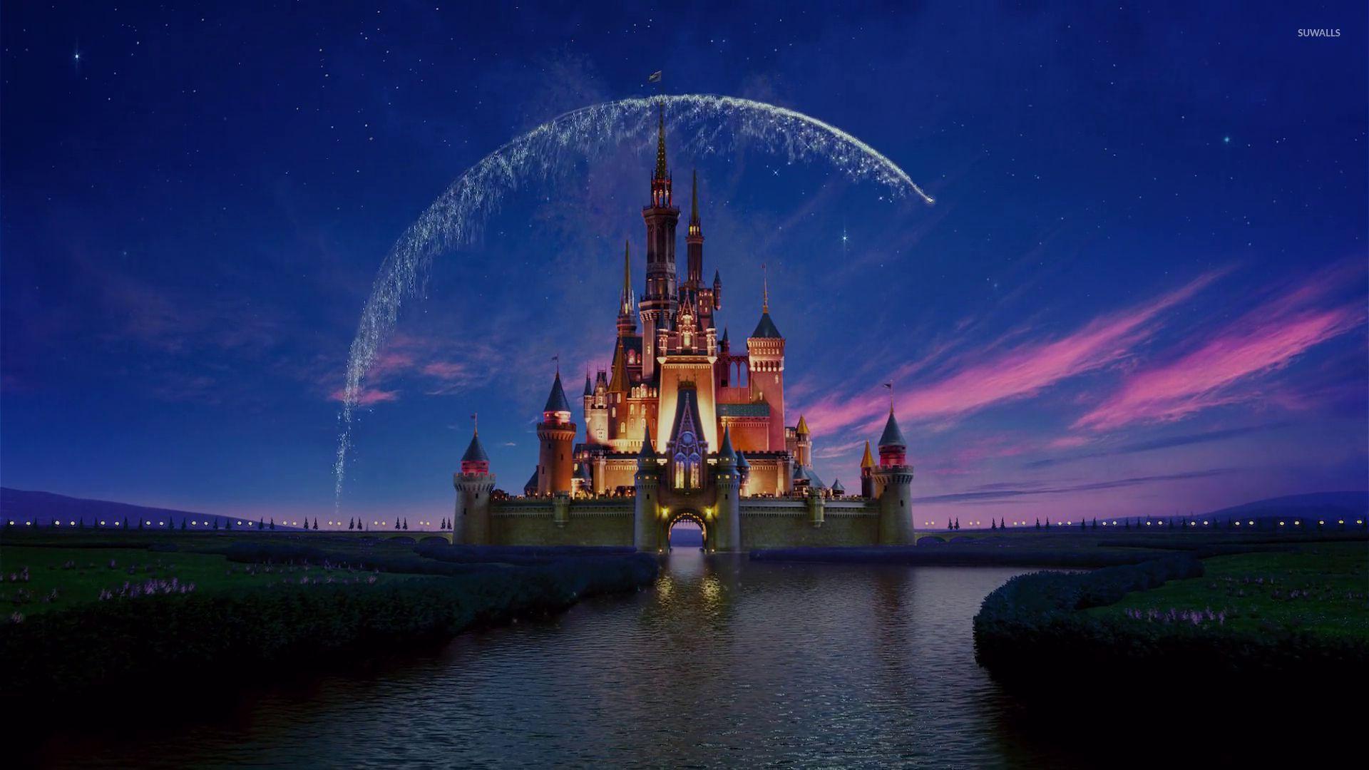 Disney castle wallpaper   Cartoon wallpapers   31399 1920x1080