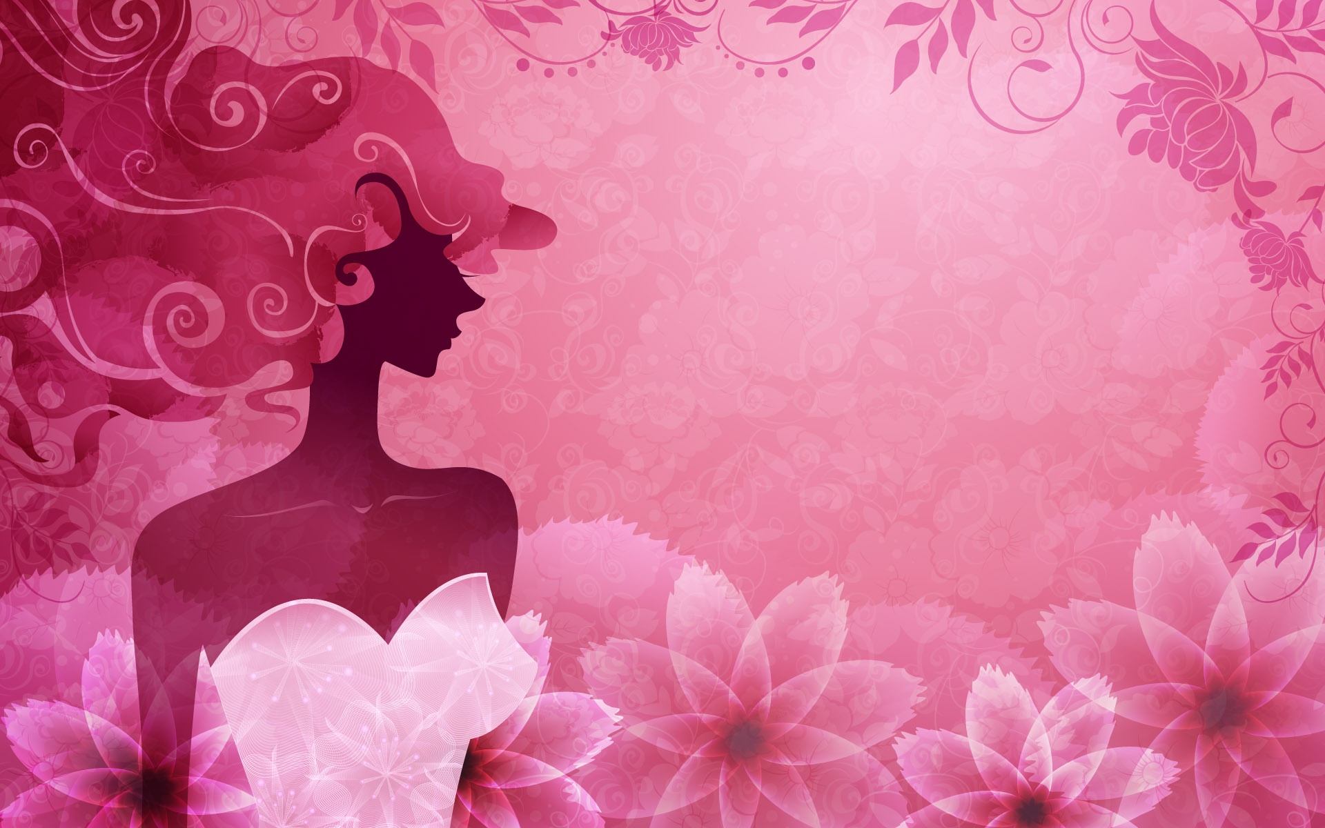 Pink Color Background   Wallpaper High Definition High Quality 1920x1200