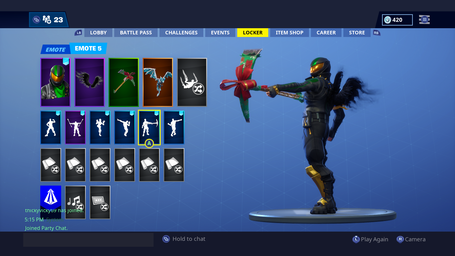 The lucky shadow lucky rider 1500 cloaked shadow wings 1500 1920x1080