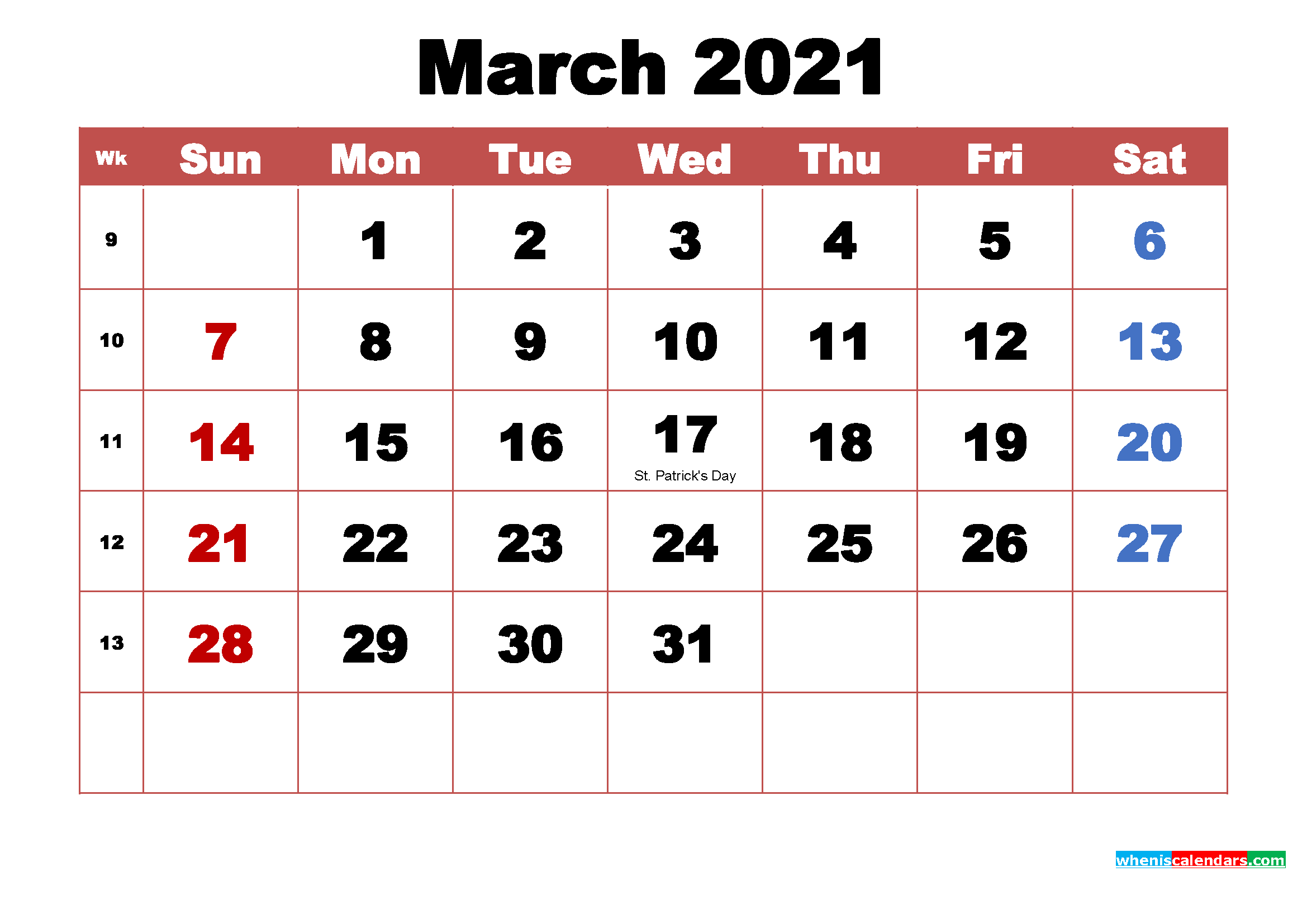 March 2021 Calendar Wallpapers   Top March 2021 Calendar