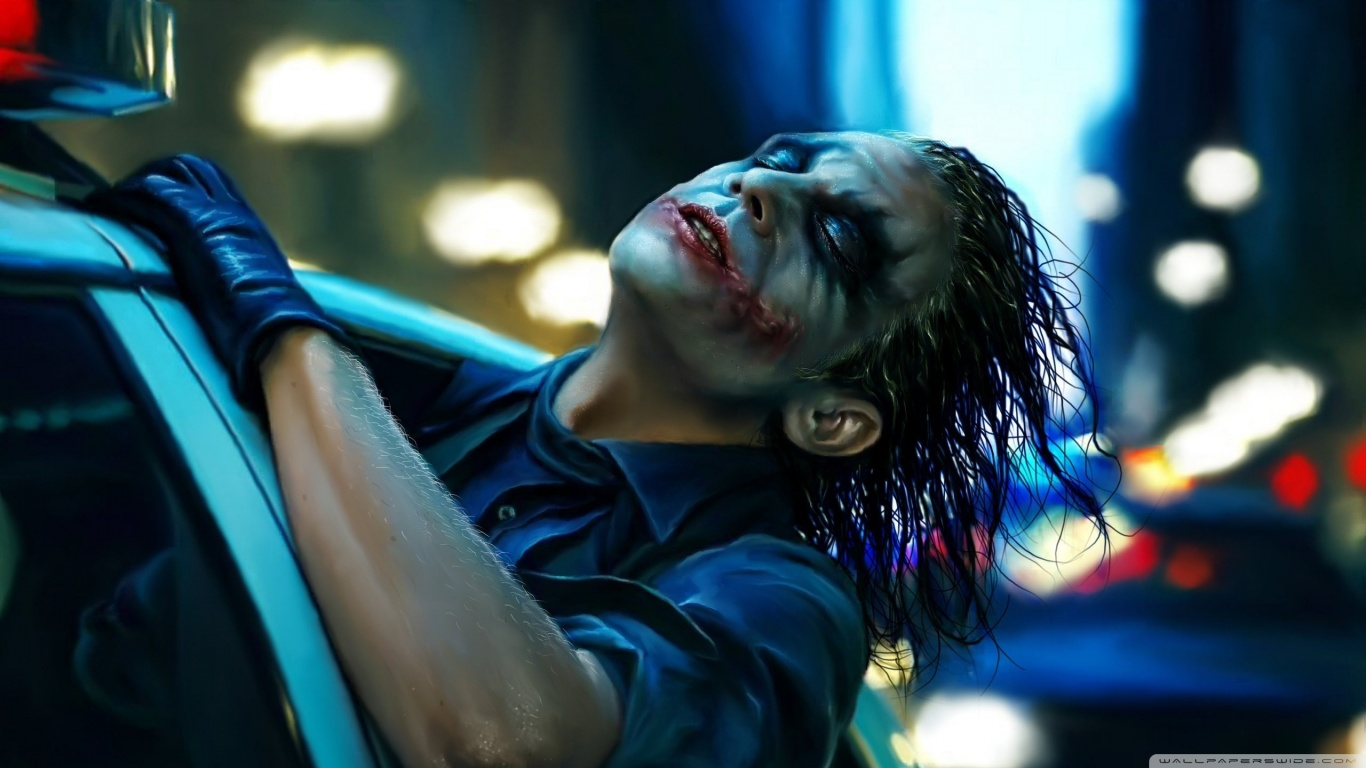 joker   The Joker Photo 34318516 1366x768