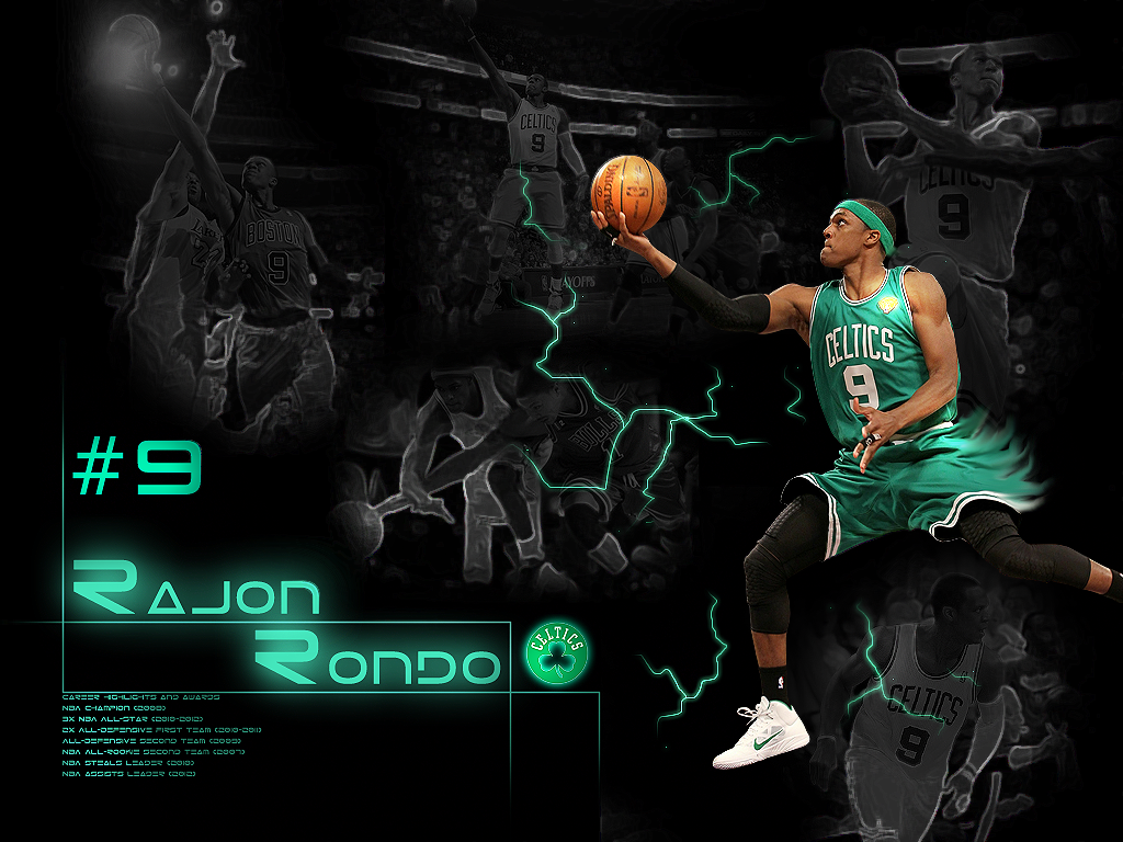 [71+] Rajon Rondo Wallpapers On WallpaperSafari