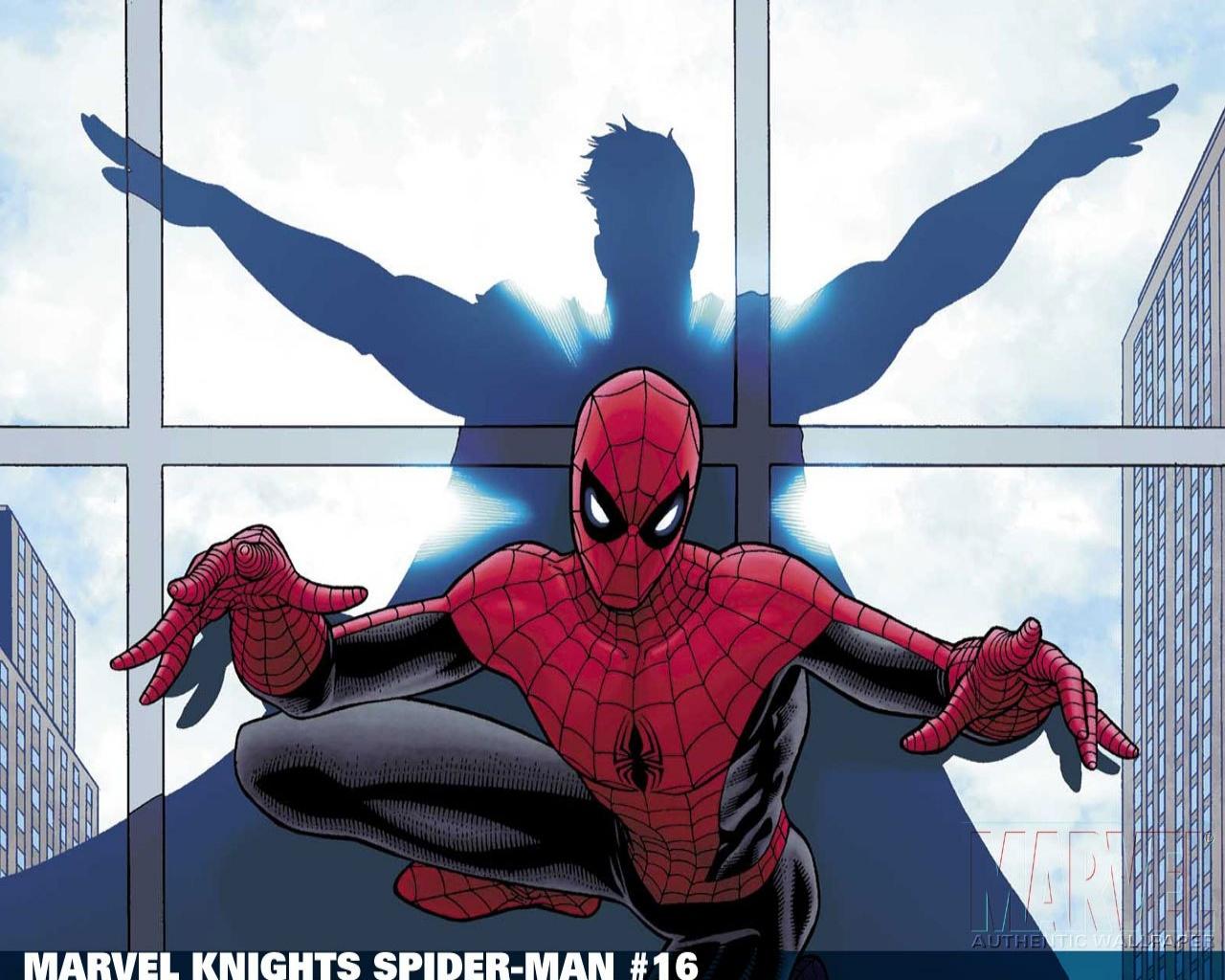 Aninimal Book: [75+] Spiderman Cartoon Wallpapers on WallpaperSafari
