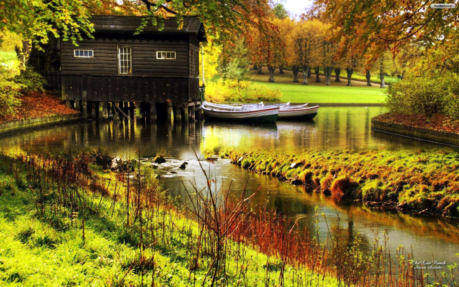lake house wallpaper - wallpapersafari