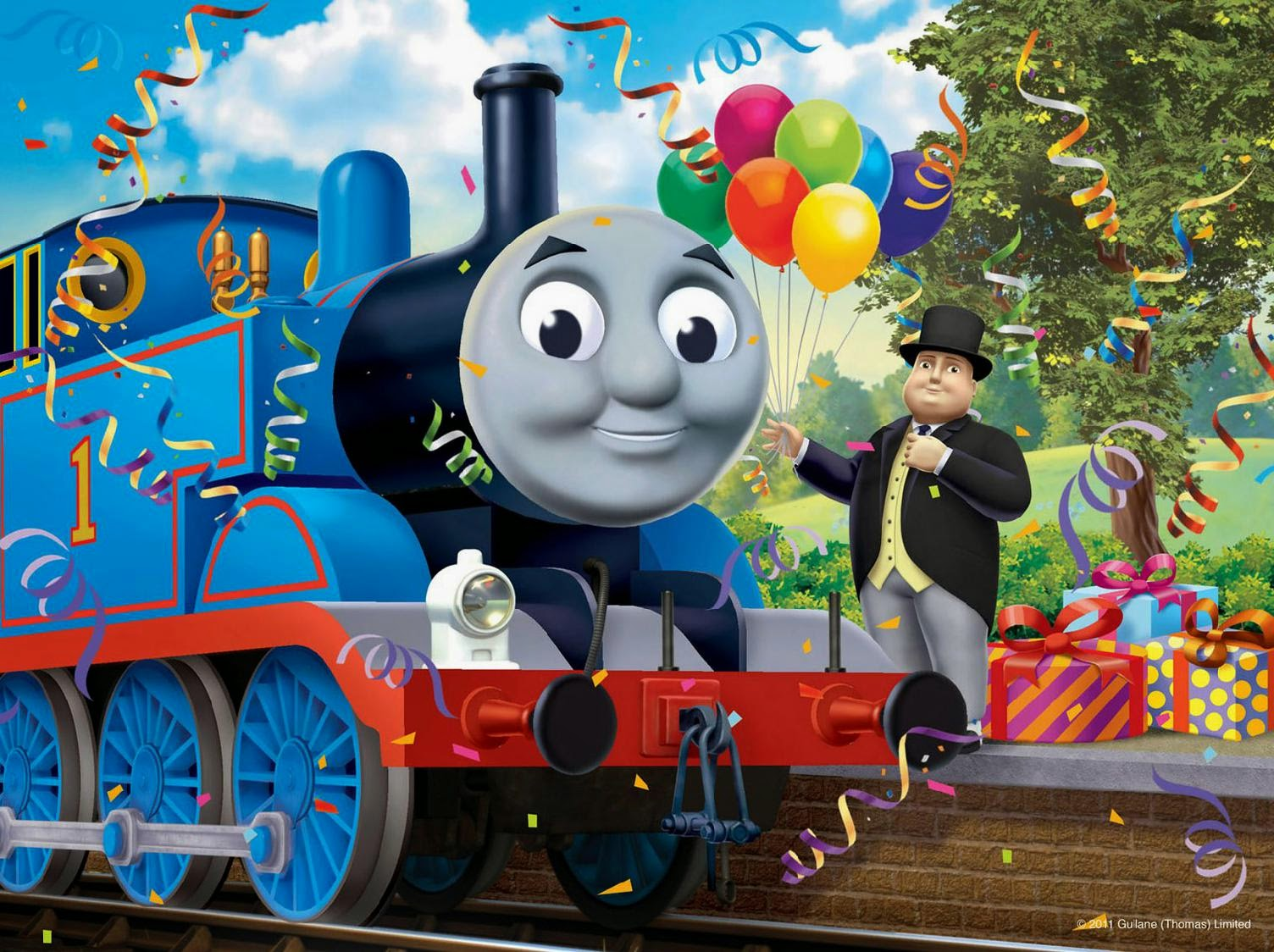 Free Thomas And Friends Wallpaper HD [1504x1124