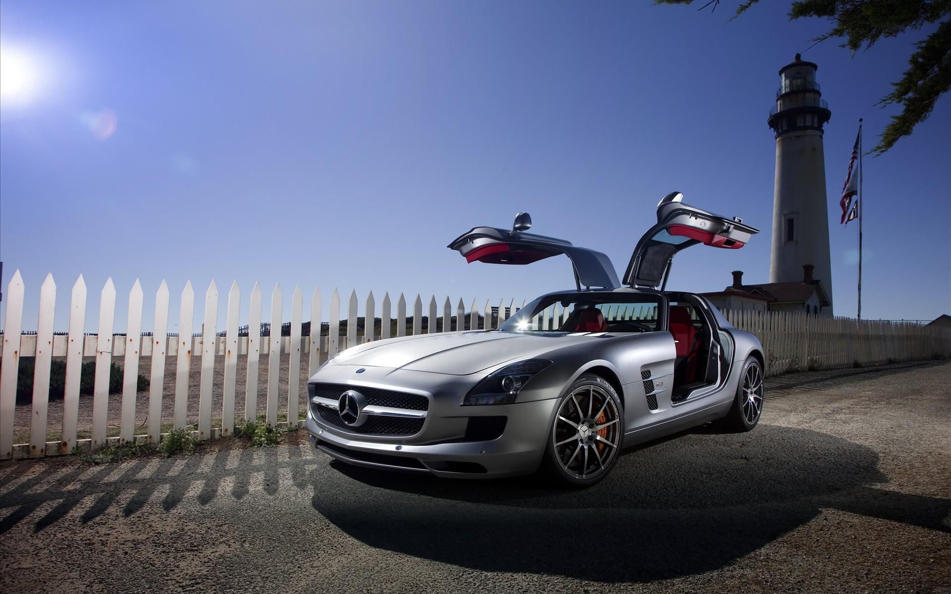 2011 Mercedes Benz SLS AMG 17 Wallpapers HD Wallpapers 1920x1200