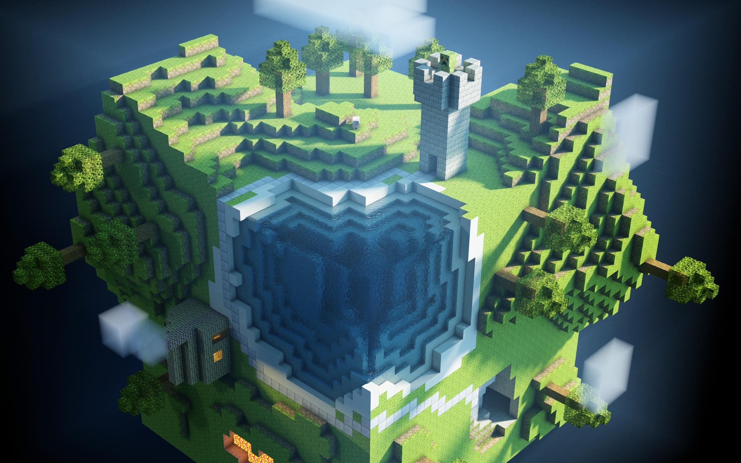 Free Download Minecraft Fond Dcran Hd Wallpaper Hq