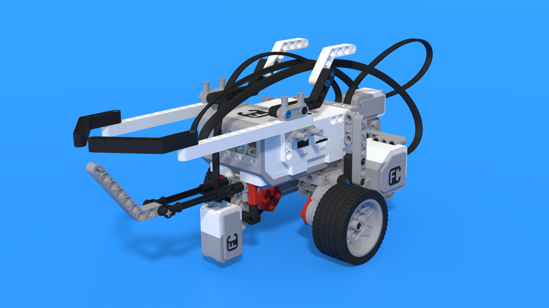 FLLCasts Robotics Supreme   LEGO Mindstorms EV3 yacht robot 1920x1080