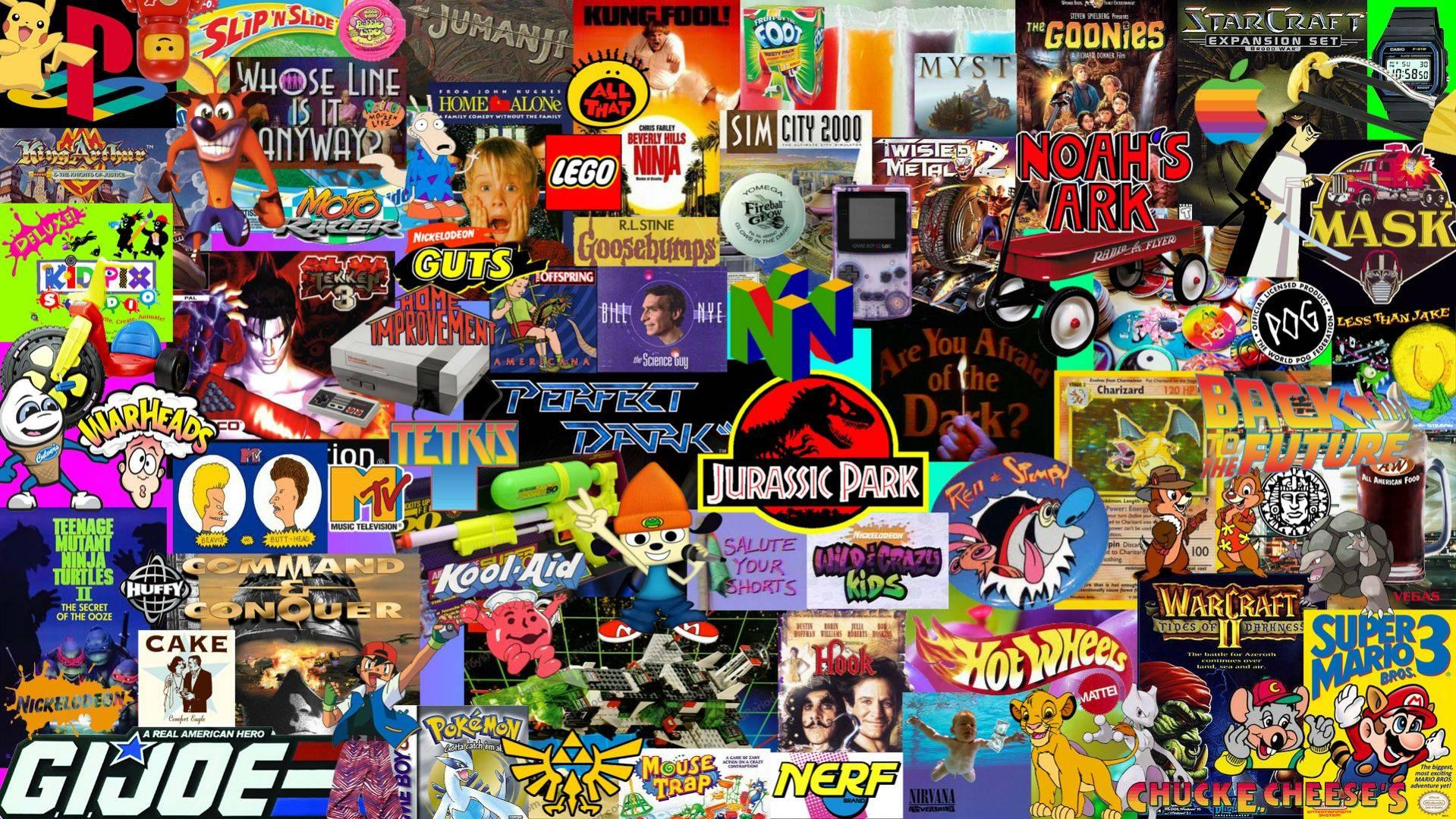 1990s Music Toys : S wallpaper wallpapersafari
