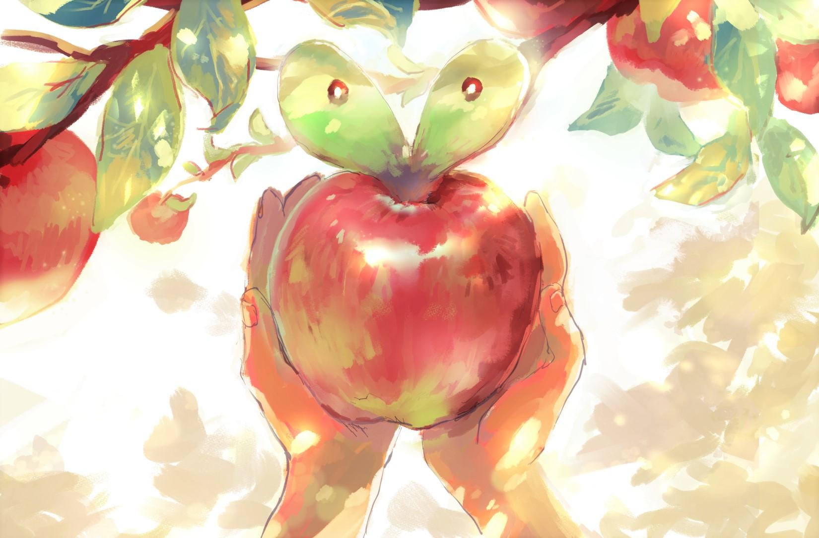 Applin   Pokmon Sword Shield   Zerochan Anime Image Board 1650x1085