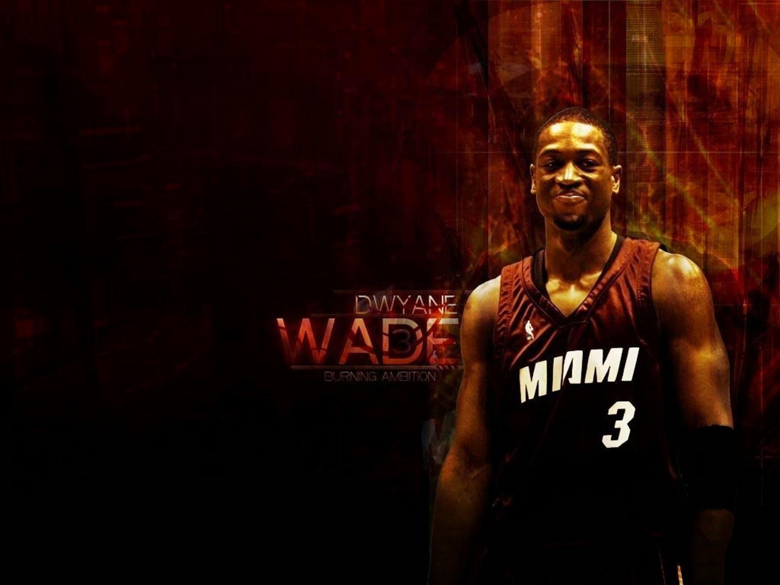 Wallpapers Dwyane Wade NBA HD   Fondos De pantallasWallpaper 1600x1200