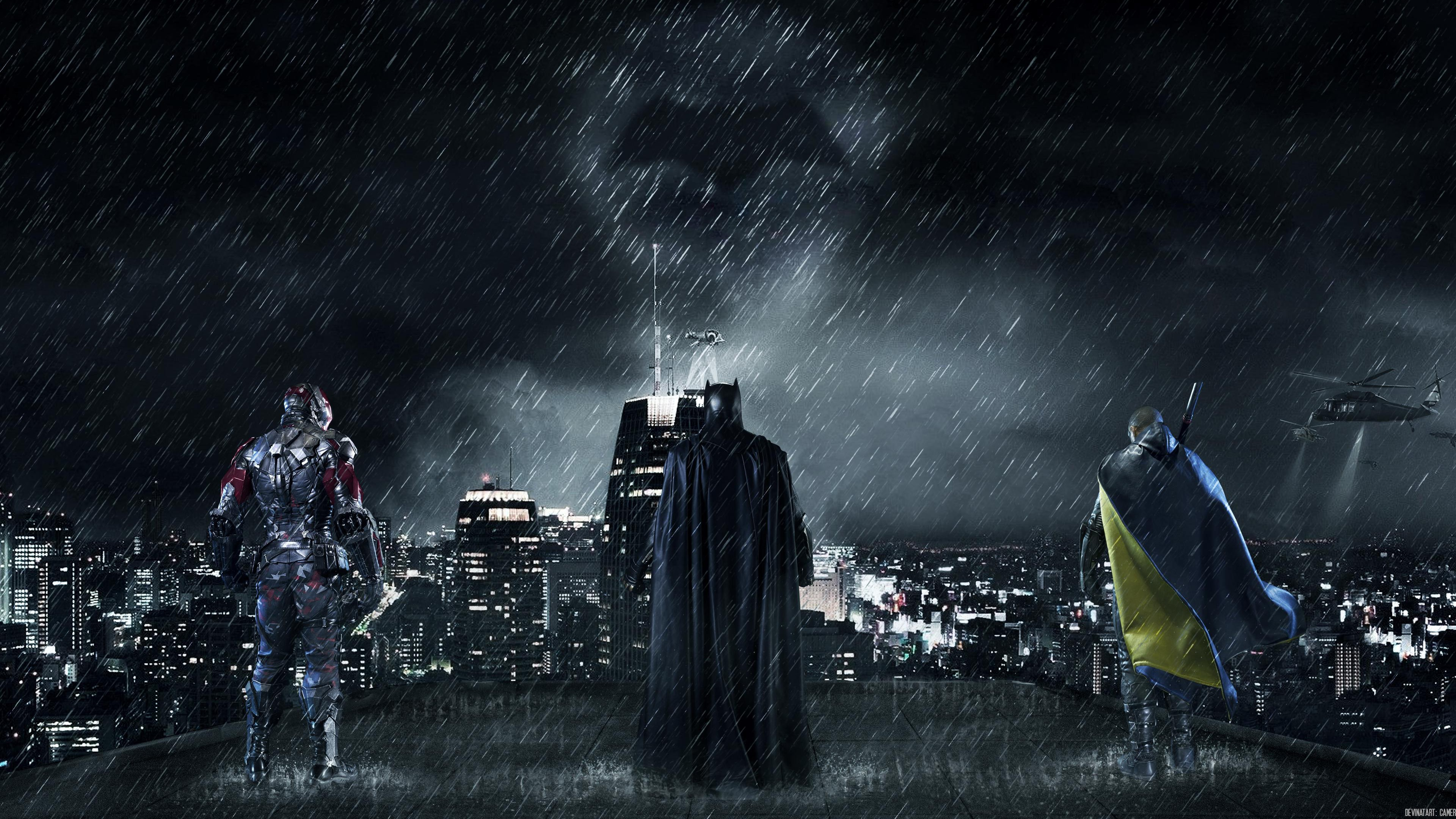 Gotham City Background 99 images in Collection Page 2 3840x2160