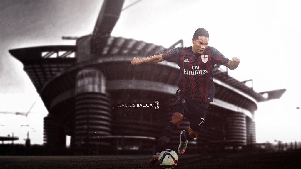 Carlos Bacca 20152016 Wallpaper   AC Milan by RakaGFX 1024x576
