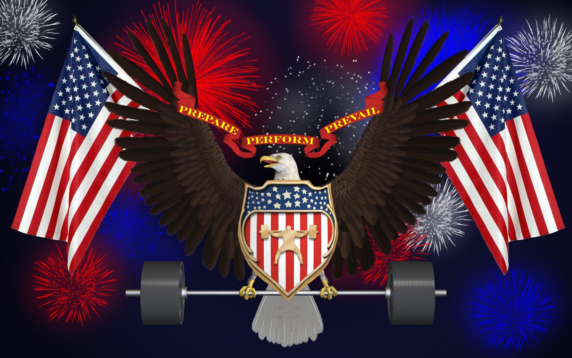 Misc   Patriotic American Flag Wallpaper 1920x1200