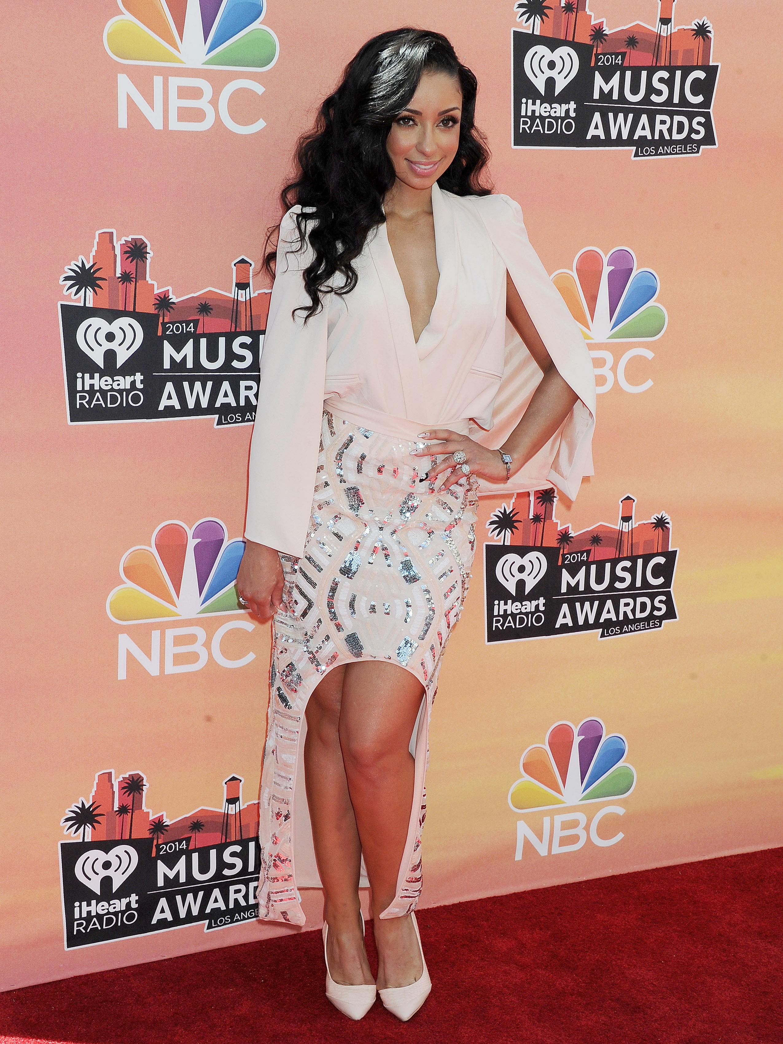 Mya Harrison 2014 iHeartRadio Music Awards  08   GotCeleb 2550x3398