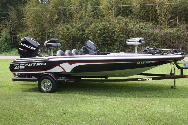 2008 nitro z6 bass fishing boat http boatslog com asp item asp soldid 600x400