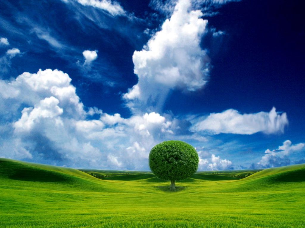Clouds Wallpapers For Desktop 1024x768