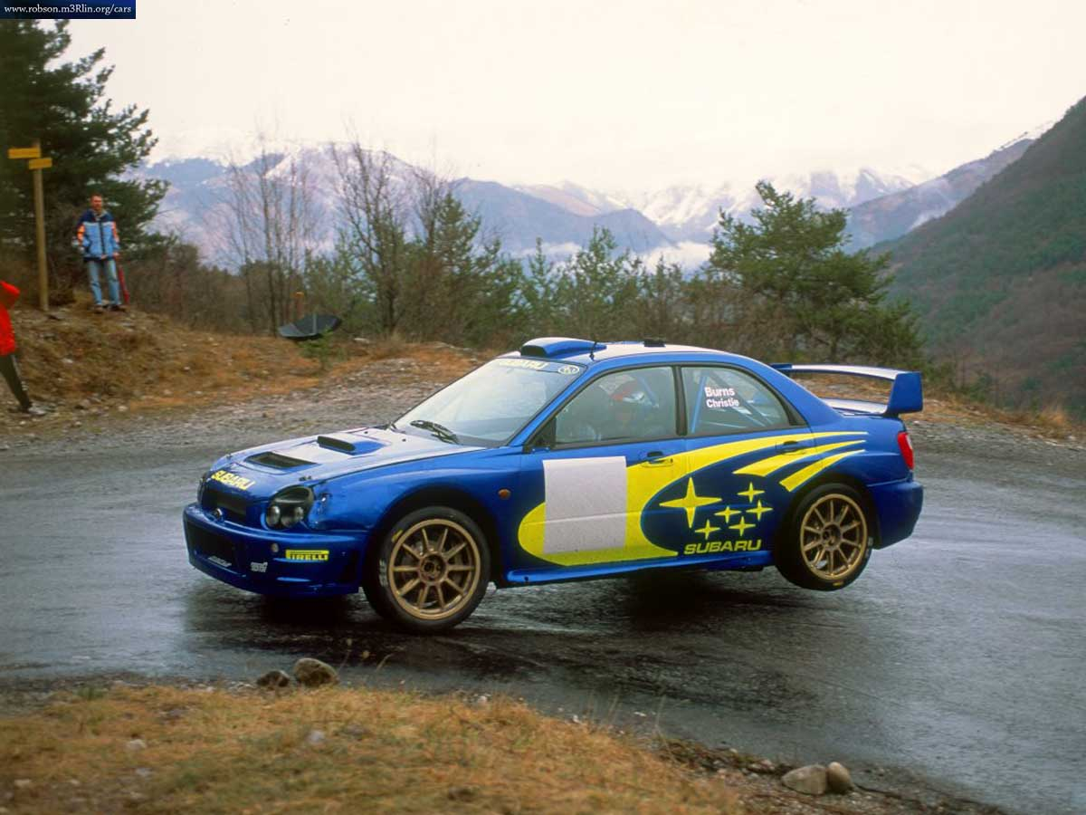 Download Subaru Wrx Sti Wrc Rally Car Cars Pictures Wallpapers