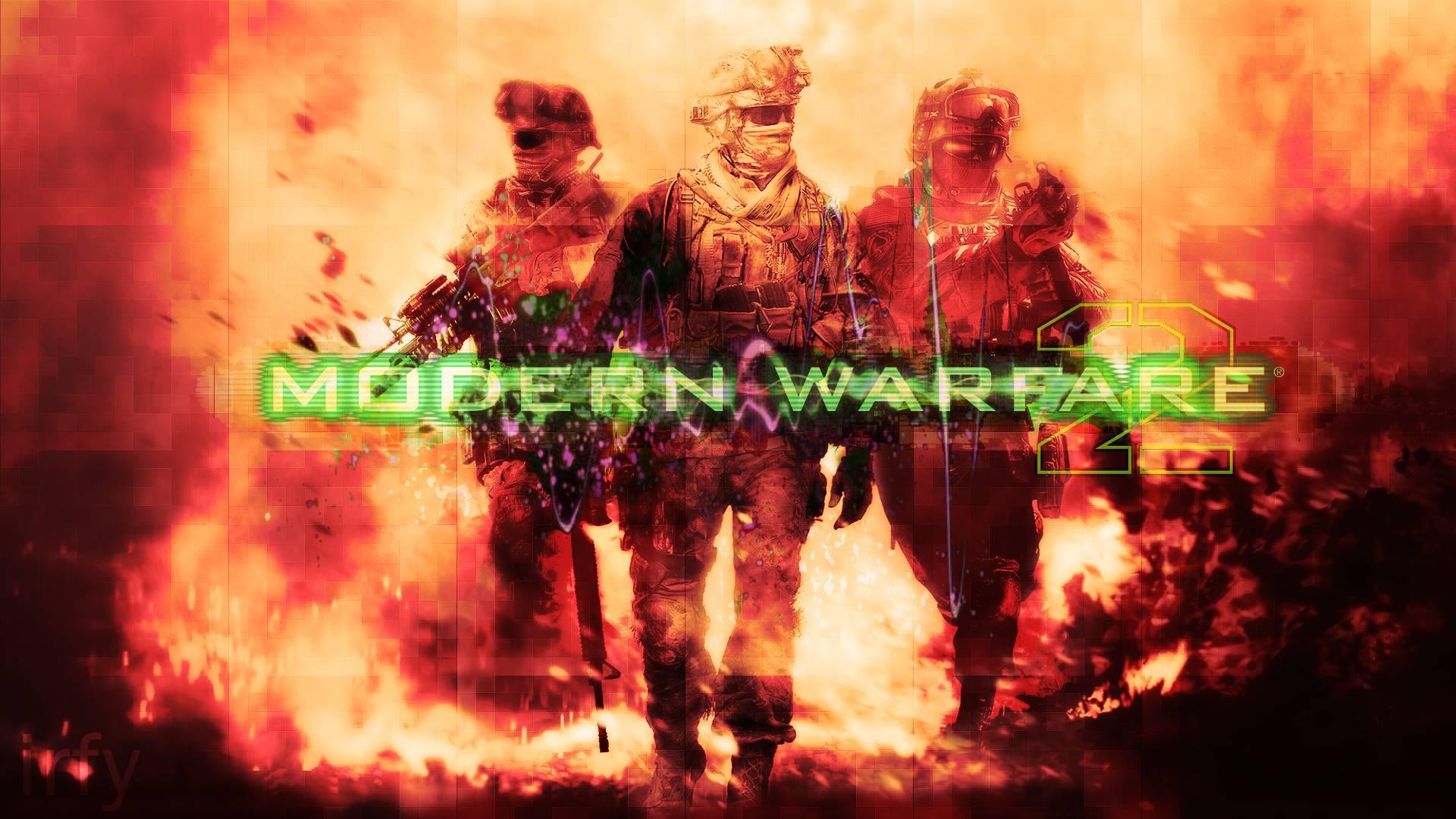 Modern Warfare 2 Wallpaper 1080p 3367 Usbdata