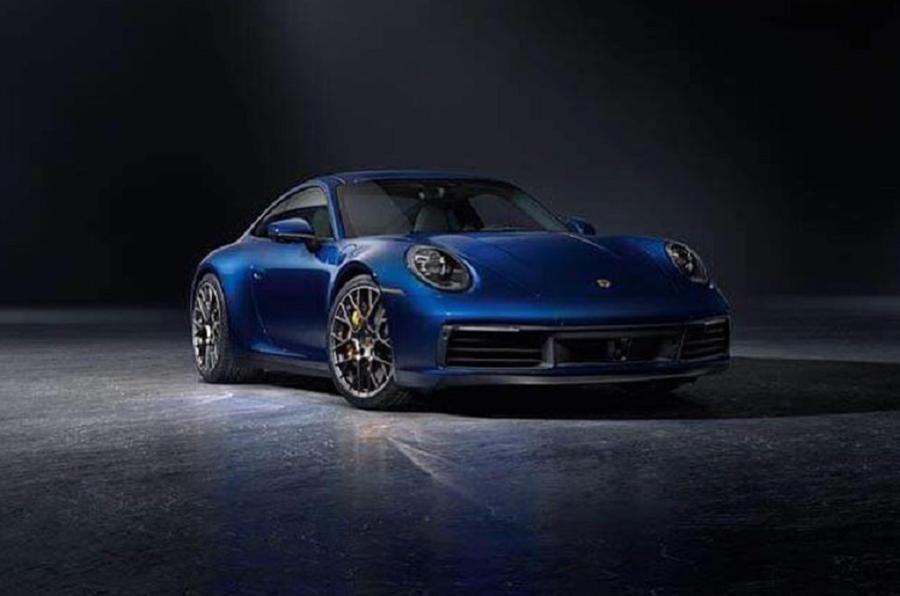 2019 Porsche 911 images of new 992 model leak Autocar 900x596
