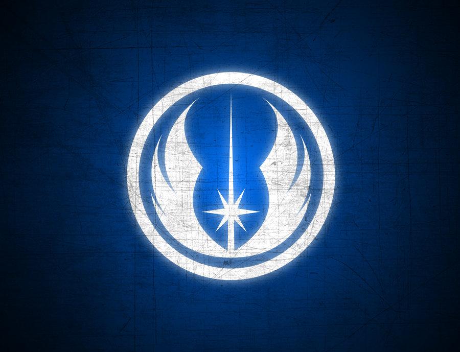 Jedi Logo Wallpaper Jedi order scratched by 900x689