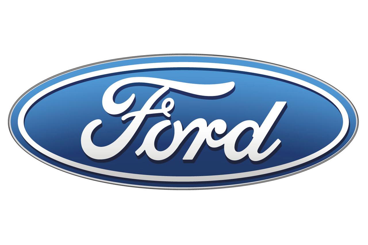 Ford Logo Wallpaper 1280x853