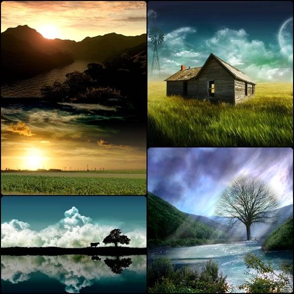 Hd Wallpaper Of Nature: HD Nature Wallpaper Pack
