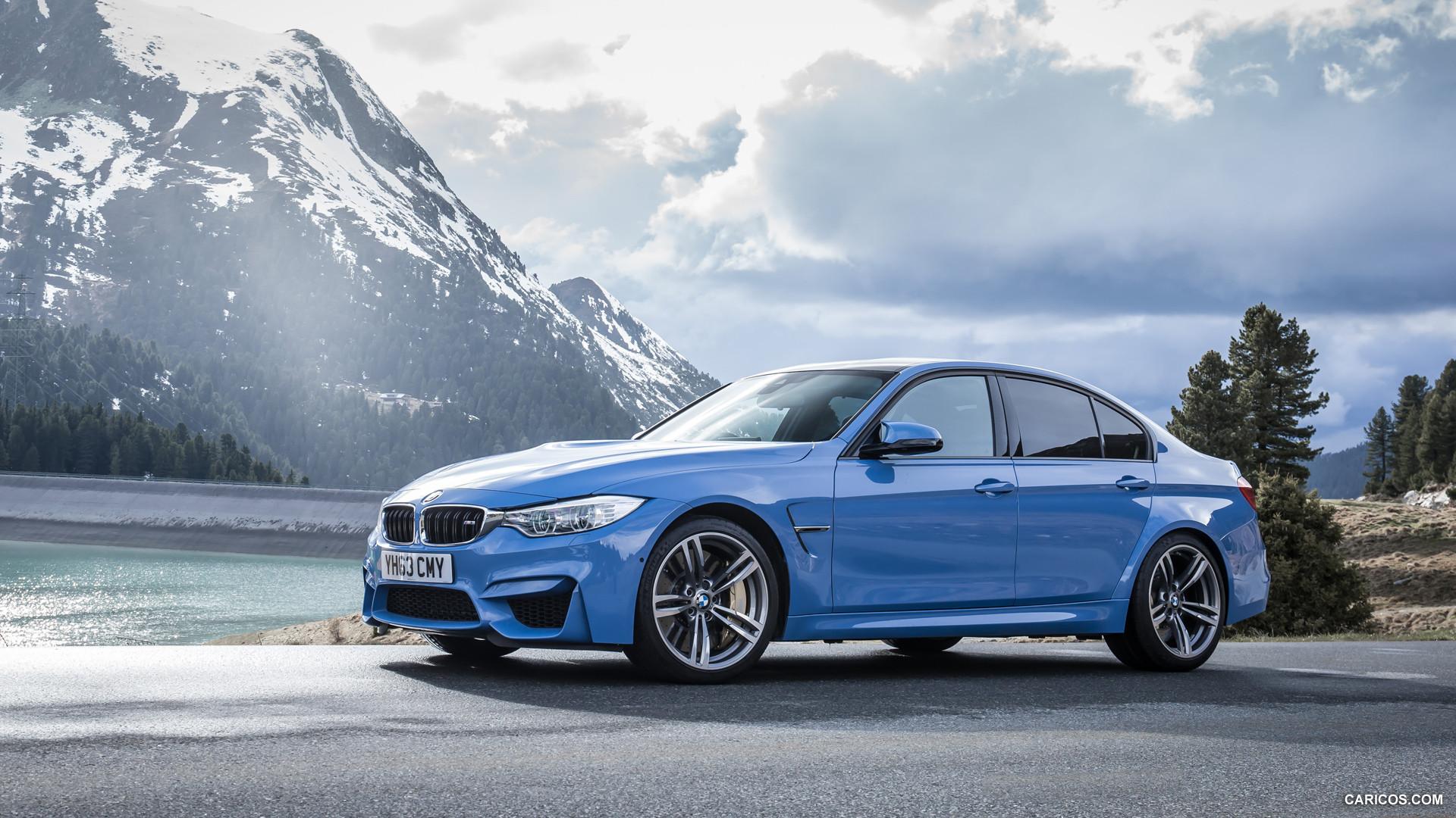 2015 BMW M3 Full HD Wallpapers 18346   Grivucom 1920x1080