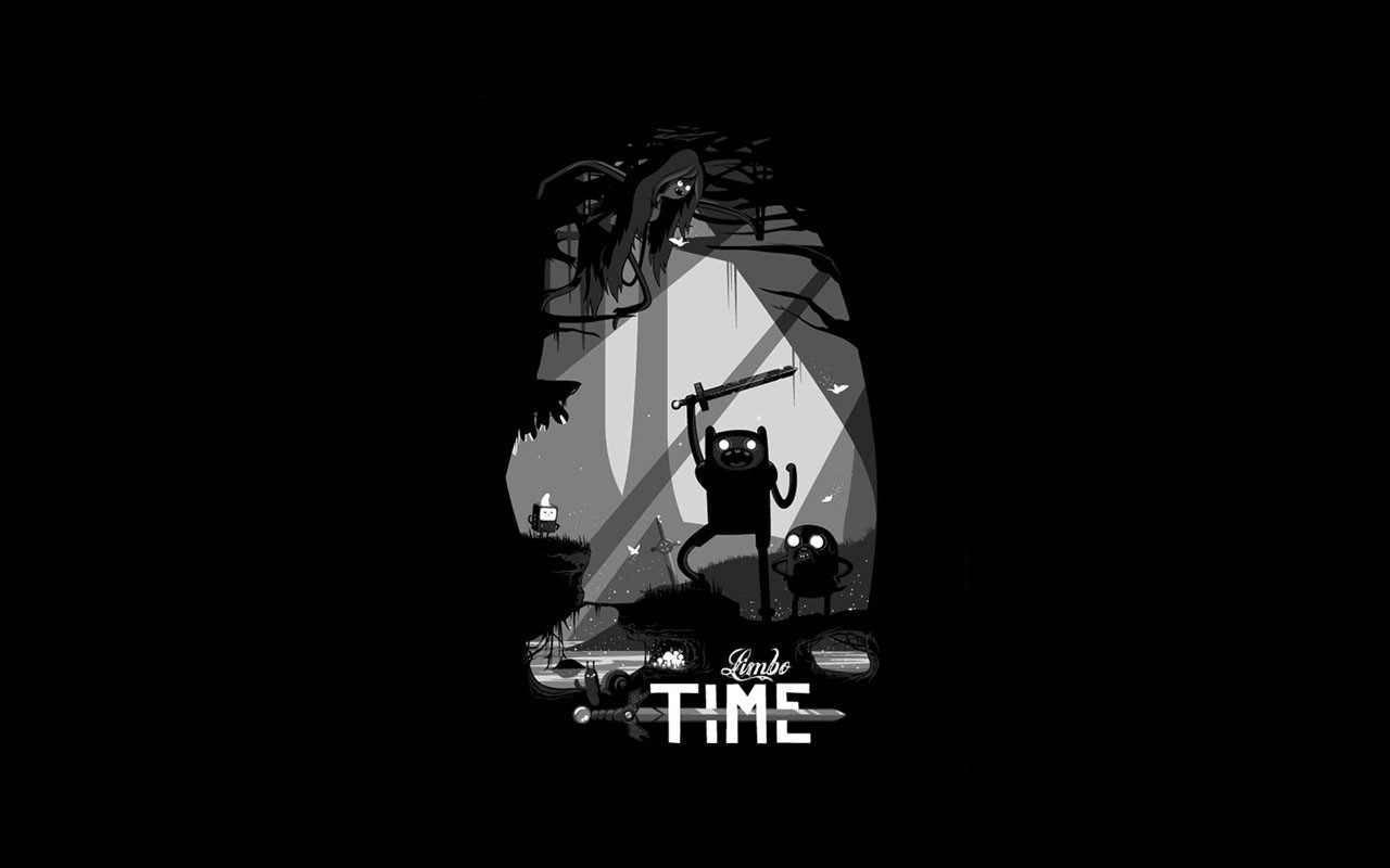 limbo time   Adventure Time Wallpaper 1280x800