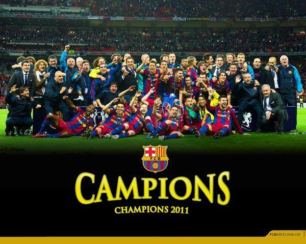blackyliu   fc barcelona champions league winner 2011 wallpaper 00jpg 600x480