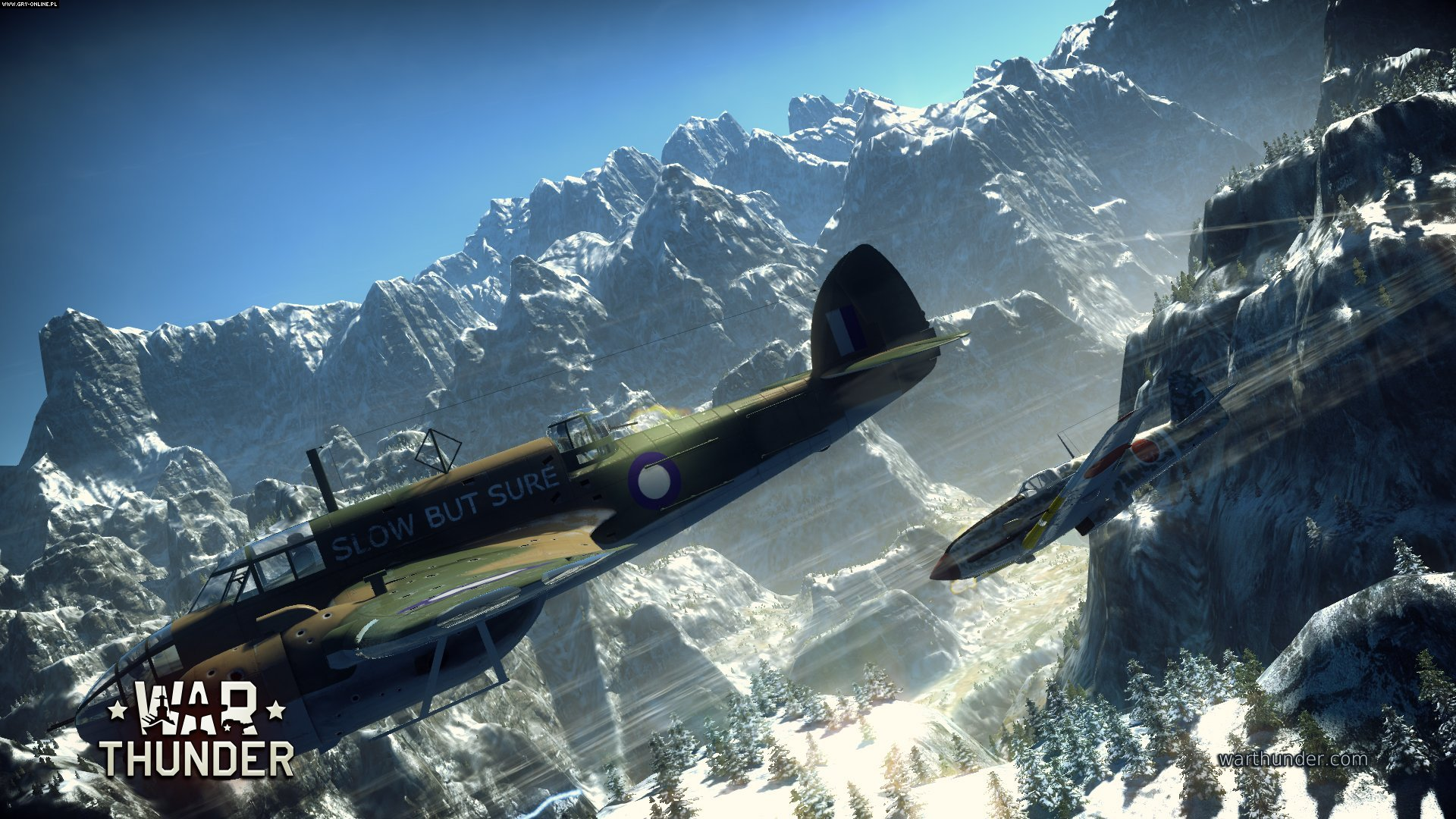 HD War Thunder Wallpapers - WallpaperSafari
