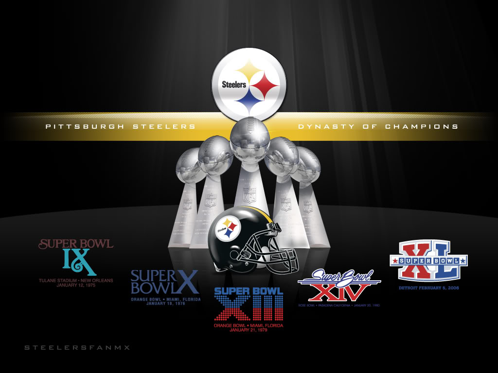 Steelers Wallpaper 1024x768