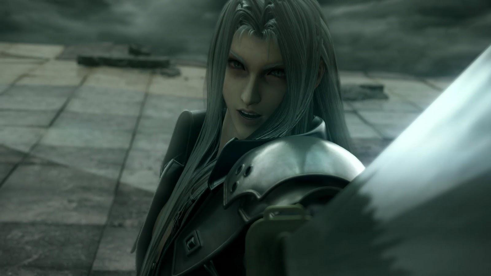 Final Fantasy HD Wallpaper Final Fantasy VII Advent 1600x900