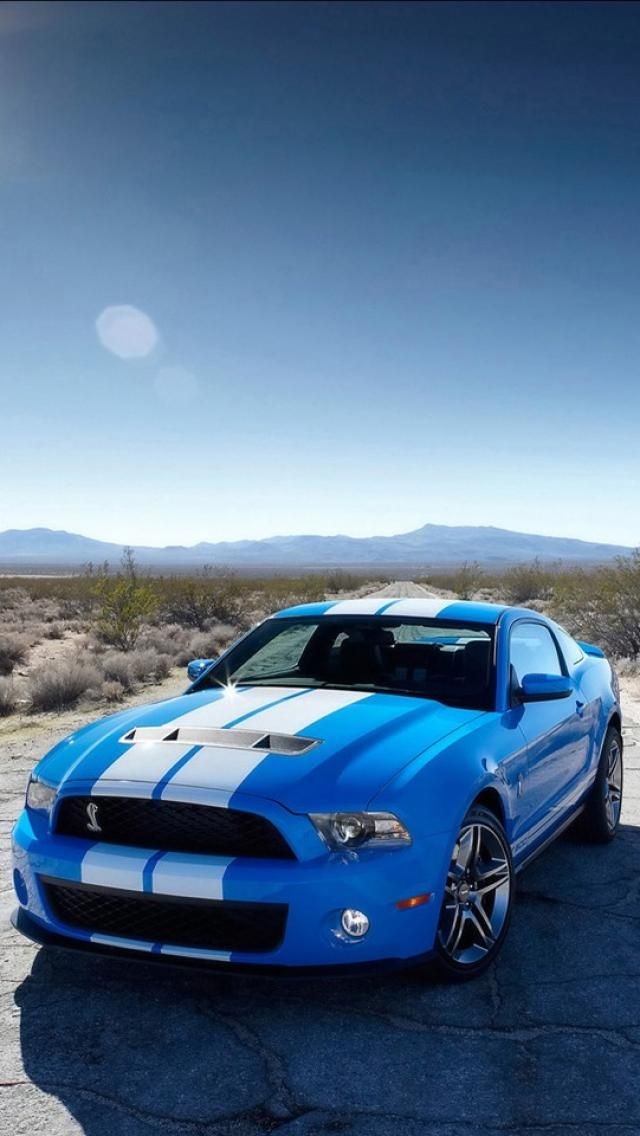 67 Ford Mustang Shelby GT500   Best iPhone 5s wallpapers 640x1136