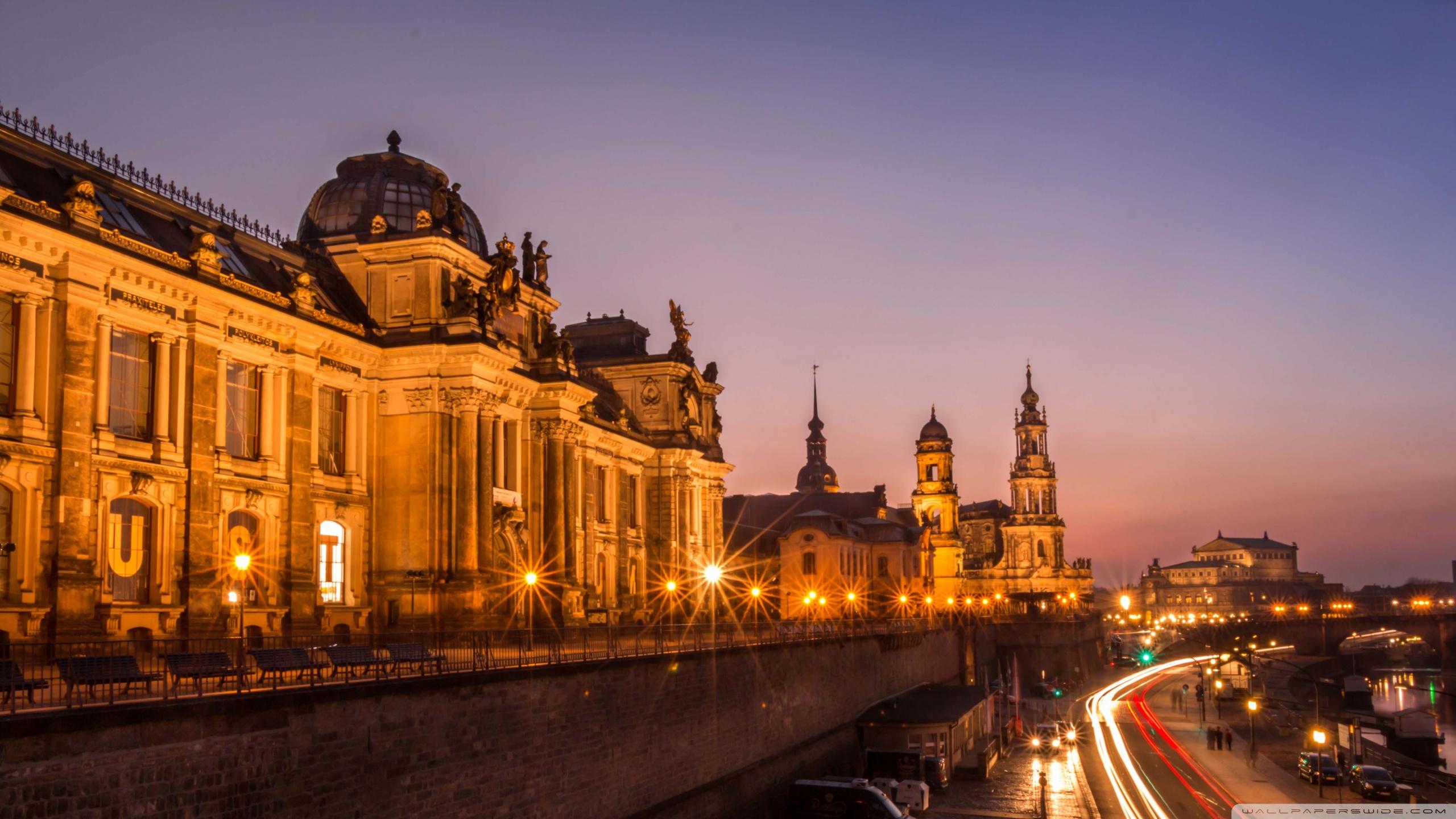 Dresden Wallpaper 21   2560 X 1440 stmednet 2560x1440