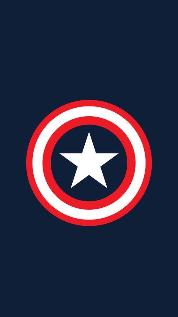 Captain America 576x1024