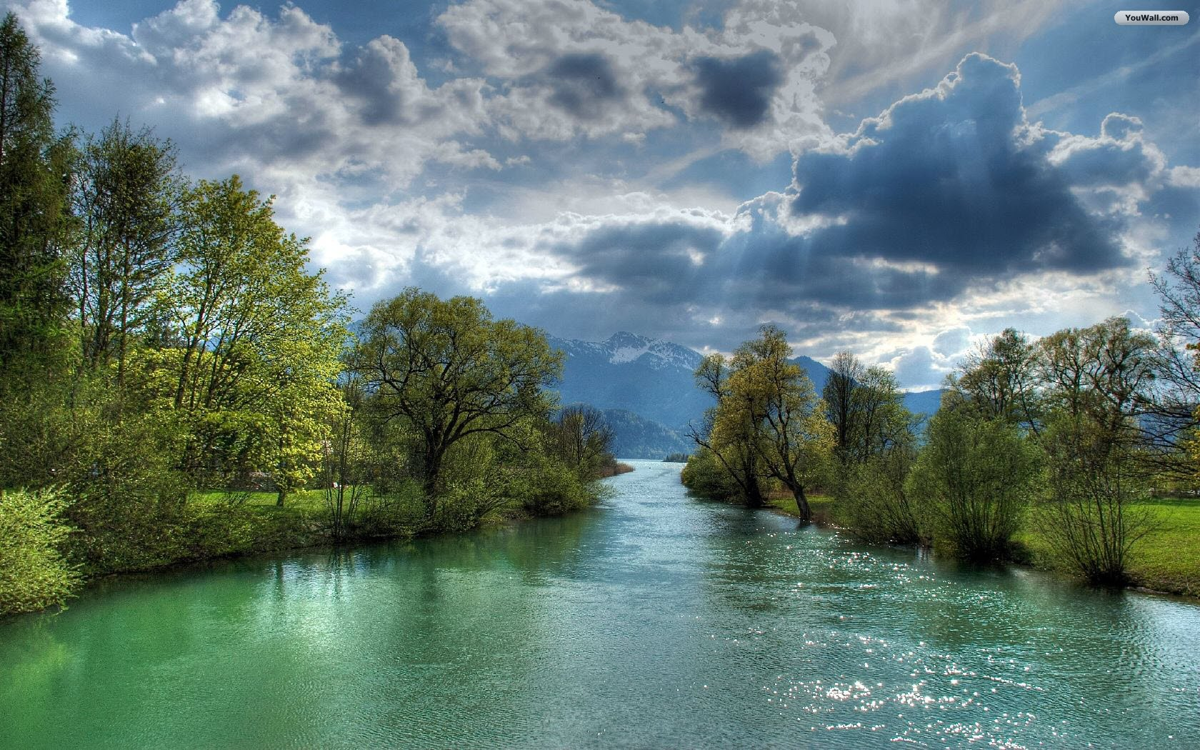 River Wallpaper   wallpaperwallpapersfree wallpaperphotodesktop 1680x1050
