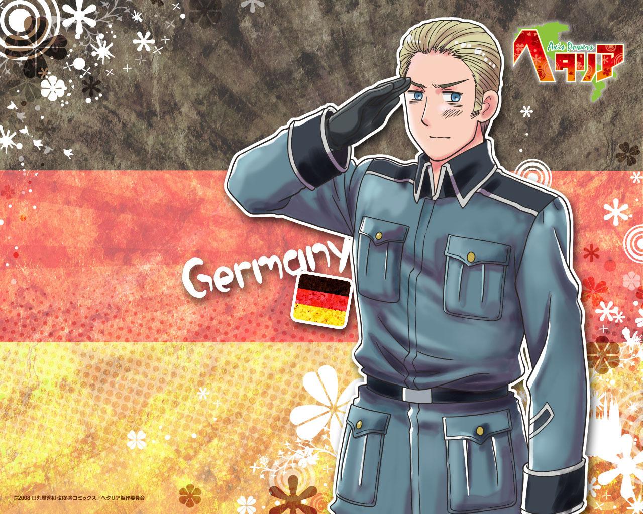 Hetalia Axis Power APH Germany   Hetalia Wallpaper 13892922 1280x1024