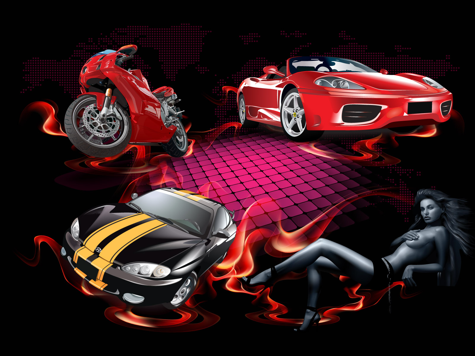 Cars and girl photos Cars and girl photo Cars and girl download 1600x1200